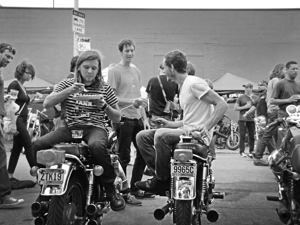 brooklyn, motorcycle, harley, davidson, norton, triumph, moto guzzi, honda, cb 500, cb350, four, NYC, Vin, Moto, Holeshot, works, engineering, pipeburn, williamsburg, motorcycle, show, yamaha, race, cafe, racer, cast, salvage, chin, tank