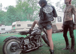 barbary, breakout, steel, steeds, motorcycle, campground, pennsylvania, milton, pa, shoveled, chopper, harley, davidson, tattoos, nowherefastco, nowhere, fast, nowherefast, philadelphia, winnebago, fantasy, panther, cherokee, red, winnebago, centralia